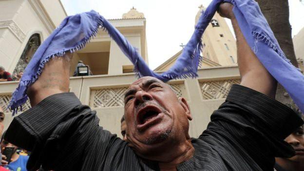 Власти Египта сообщили о ликвидации 19 боевиков, напавших на христиан