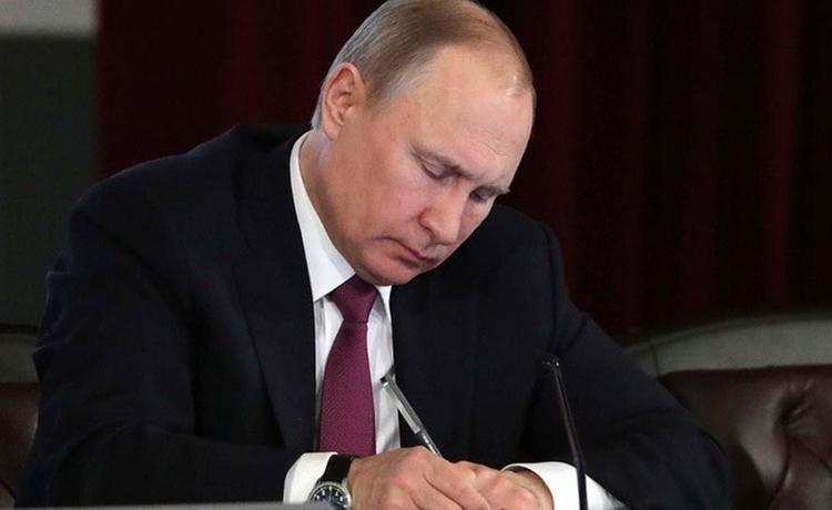 Путин передал Бурятию и Забайкальский край