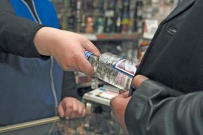 В России могут резко сократить количество точек, торгующих алкоголем