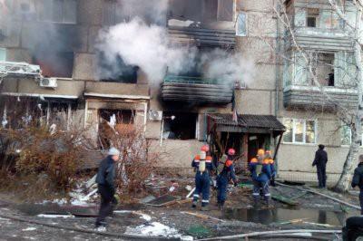 При взрыве газа в ЕАО пострадали четыре человека