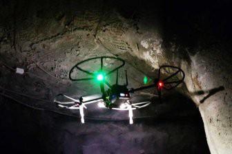 Учёные научили робота и дрона совместному исследованию мира