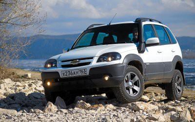 GM-АвтоВАЗ запустил предновогоднюю акцию для покупателей Chevrolet Niva