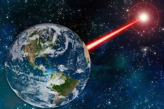 Учёные хотят дозвониться до пришельцев с помощью лазера
