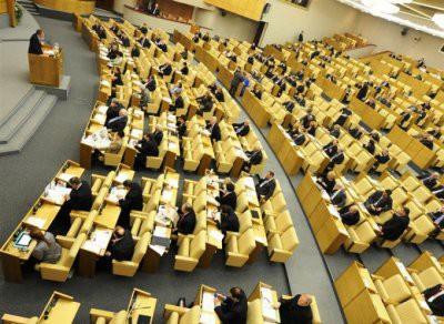 Госдума приняла в первом чтении законопроект о запрете вовлечения детей в несанкционированные митинги
