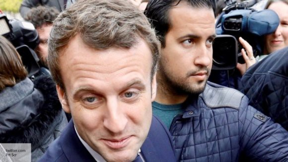 За подготовку нападения на президента Франции задержаны шесть человек