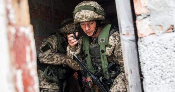 Инцидент на Донбассе: усовершенствование фортификационных сооружений обернулось новыми потерями для ВСУ