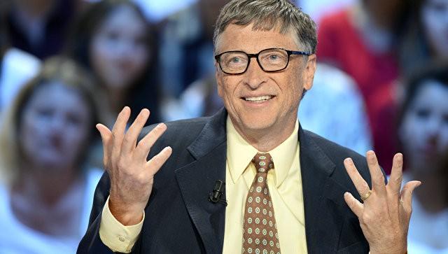 Билл Гейтс выступил на выставке туалетов в Китае с наглядным пособием | Свежие новости