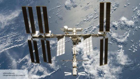 «Роскосмос» заявил о сбое в работе одного из компьютеров на МКС