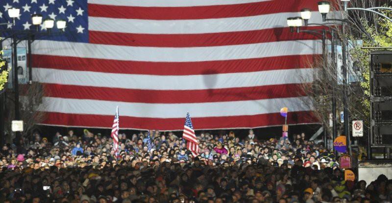 Прогнозы на победу республиканцев на выборах 6 ноября 2018 года в США 50 на 50