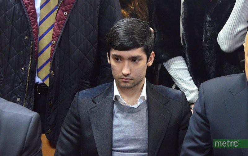Сына топ-менеджера Лукойла Руслана Шамсуарова обвинили в изнасиловании