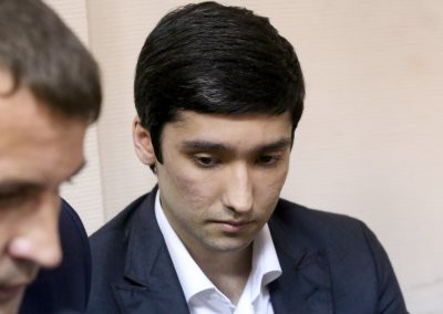 Участника «гонки на Gelandewagen» Шамсуарова обвинили в изнасиловании