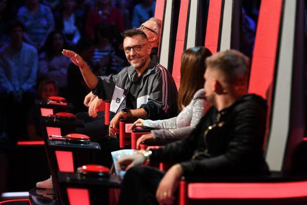 Баста и Ани Лорак поддержали участницу «Голоса» после провала