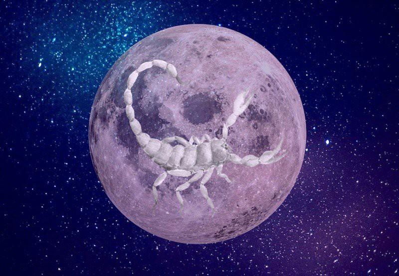 Лунный календарь сегодня. Луна 7 ноября 2018 Фаза луны