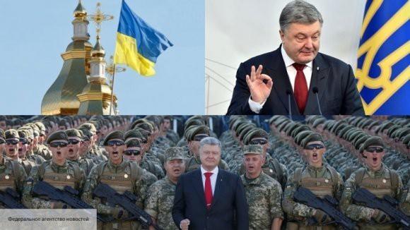 «Домой, в Россию»: Порошенко выгоняет РПЦ из Украины