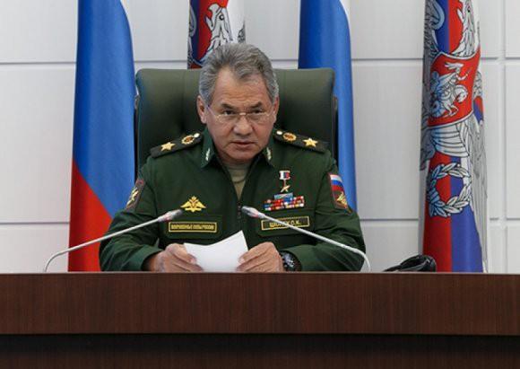 В Москве прошли переговоры Шойгу и фельдмаршала Хафтара