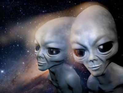 Ученые: В космосе обитают высокие чернокожие существа