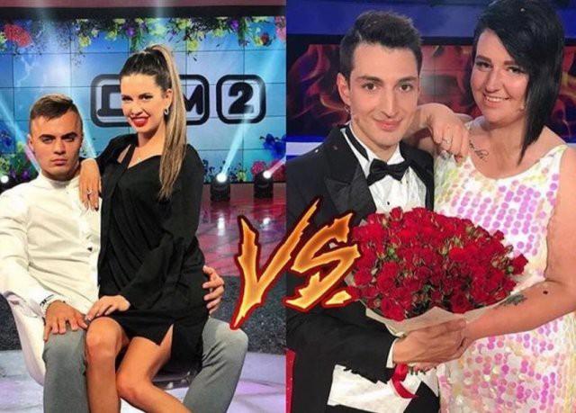Александра Черно и Майя Донцова начали делить гостей на свадьбы
