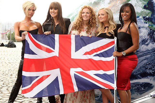 Участницы Spice Girls впервые после воссоединения появились на публике вместе