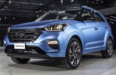 Hyundai представила шикарную версию Creta официально