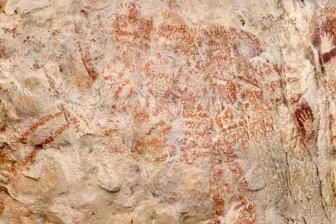 В Индонезии найдены наскальные рисунки возрастом 40 тыс лет