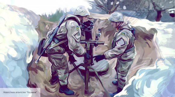 От чего взрывается «Молот»: Киев раскрыл причины детонации украинских минометов