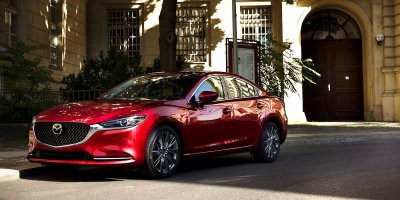 Mazda покажет новую Mazda 3 в Лос-Анджелесе