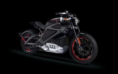 Бренд Harley-Davidson презентовал свой первый электробайк