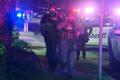 Установлена личность расстрелявшего посетителей бара в Калифорнии
