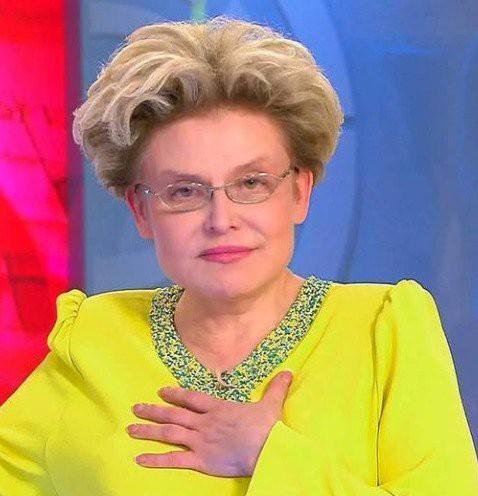 Мужа Елены Малышевой сбил автобус