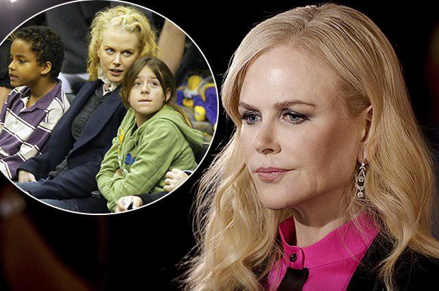Николь Кидман нарушила молчание об их с Томом Крузом приемных детях-сайентологах