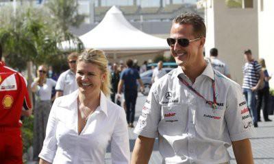 Жена Шумахера приоткрыла завесу тайны о здоровье мужа