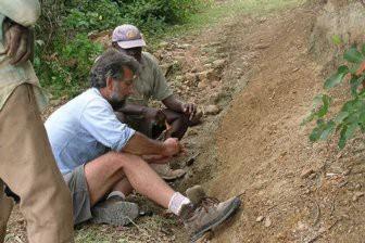 В Кении ученые нашли останки самой маленькой обезьяны
