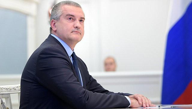 Аксенов пригласил американцев в Крым   Свежие новости