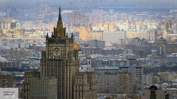 Австрийский посол прибыл в МИД РФ на фоне шпионского скандала