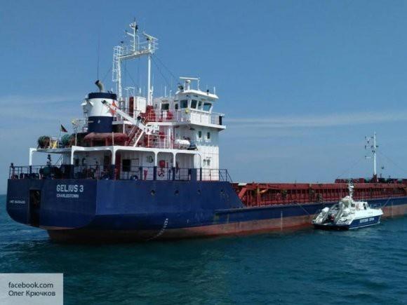 Басурин: Киев готов топить торговые суда в Азовском море