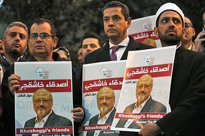 WSJ увидело в убийстве саудовского журналиста следы дела Скрипалей