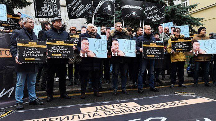 Россияне поддержали Кирилла Вышинского — дело шито белыми нитками