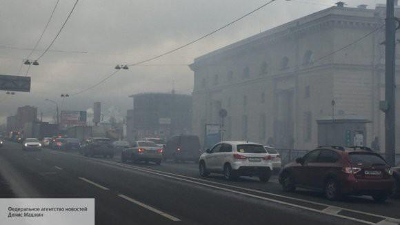 Площадь пожара в Санкт-Петербурге сократили в 6 раз