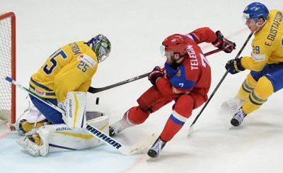 Россия – Швеция сегодня, 10 ноября: прямая трансляция матча Кубка Карьяла