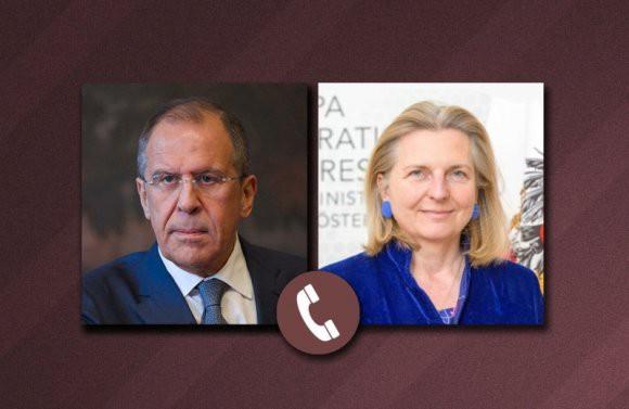 В Вене разъяснили мотивы: Лавров обсудил с Кнайсль обвинение России в шпионаже