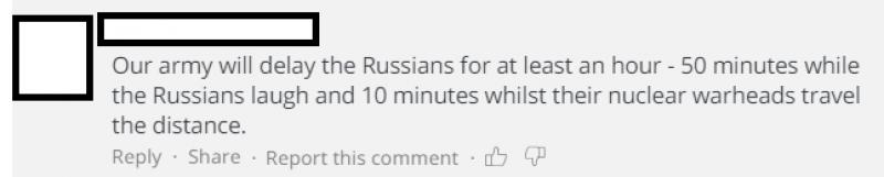 Наша армия стала посмешищем для русских: британцы отреагировали на военные учения НАТО в Норвегии