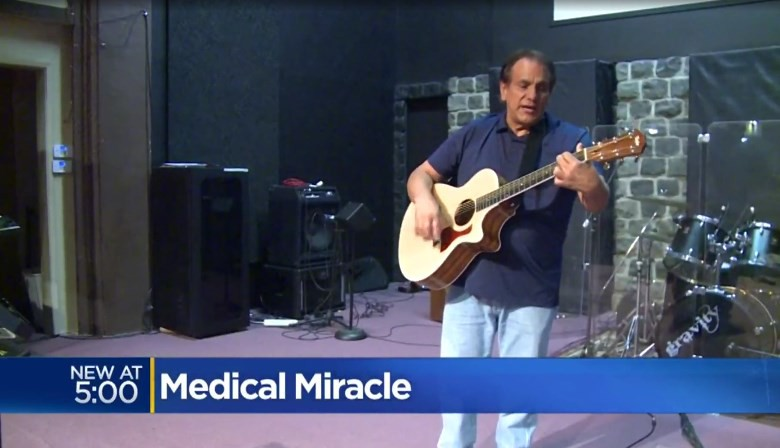 Медицинское чудо в Калифорнии: Из головы мужчины сама по себе пропала злокачественная опухоль
