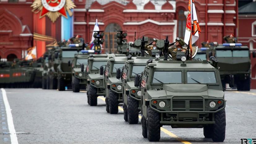 Проект Global Firepower index составил рейтинг армий мира за 2018 год