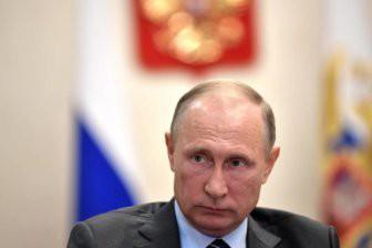 Путин прокомментировал инцидент в Черном море