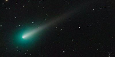 К Земле направляется «Рождественская» комета