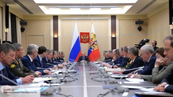 Владимир Путин поручил сделать объекты ТЭК еще более защищенными