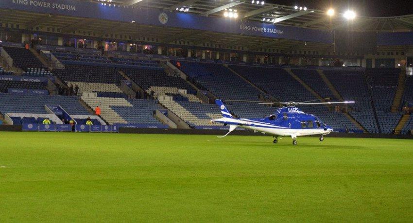 Стала известна причина падения вертолета с владельцем «Лестера»