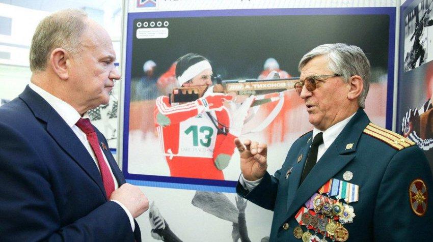 Олимпийский чемпион выступил за объединение Беларуси и России