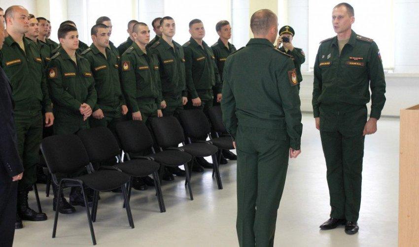 Приказ об увольнении в запас военнослужащих контрактников и кадровых офицеров
