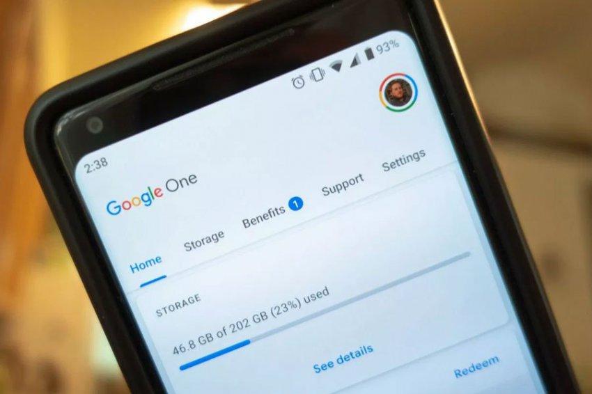 Компания Google снизила цены в России на свое облачное хранилище